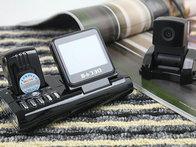 中恒SG-32双向行车记录仪首测