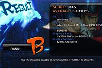 《街霸4》游戏测试