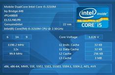 采用最新平台酷睿i5处理器