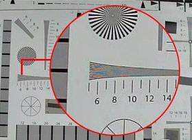 索尼CH140水平清晰度达700TVL