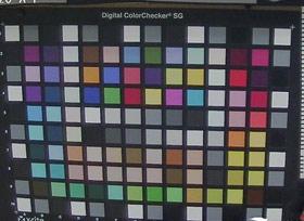 科达120-A色彩还原亮度低/有偏色