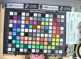 索尼CH140色彩还原准确/明亮