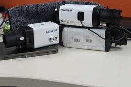 三款网络监控摄像机横评