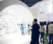 2012通信展腾讯展台