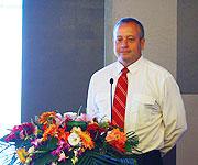 英特尔全球高性能计算销售总监 Mark Spargo