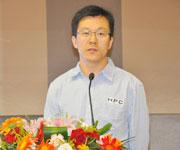 Mellanox全球市场开发技术总监刘通