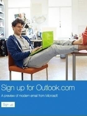 微软推出Outlook.com 将淘汰Hotmail