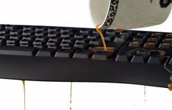 液体进入键盘