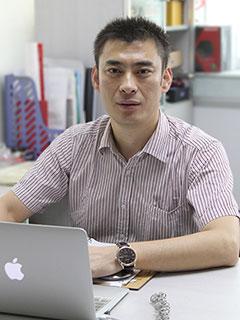 瑞势科技有限公司总经理 李志龙