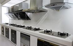 名气展出多款厨房电器