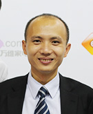 ——朱忠民<br>杭州名气电器有限公司销售总监