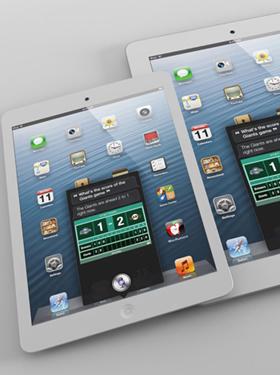 传苹果10月17日发布7.85寸iPad Mini