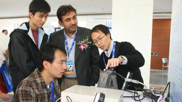 """召开首届""""英特尔杯大学生电子设计竞赛-嵌入式系统专题邀请赛"""""""