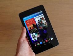 谷歌Nexus 7平板电脑(2012.6)
