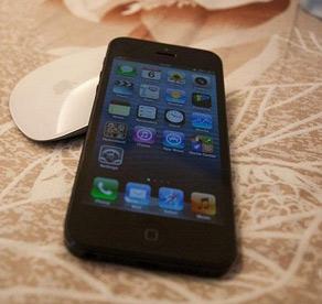 伦敦买的iphone5