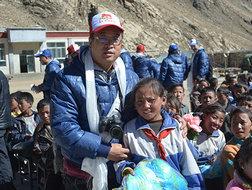 西藏之旅 善领彰显慈善大爱