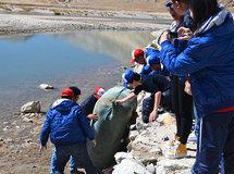 记我的善领西藏慈善之旅