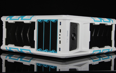 RTX架构 明基X200机箱十大亮点项解析
