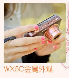 WX5C金属外观
