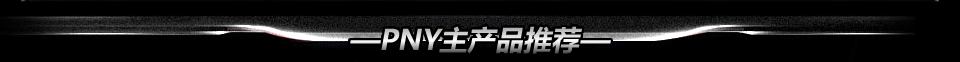 —PNY主产品推荐—