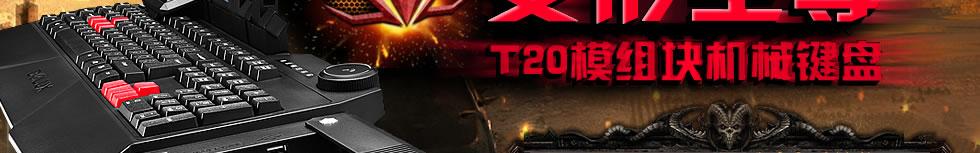 T20模组块机械键盘