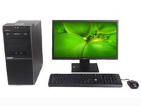 Acer D430 I3-7100台式整机重庆售2440元