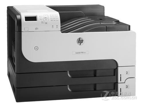 高效节能激打HP M712dn 现货售16900元