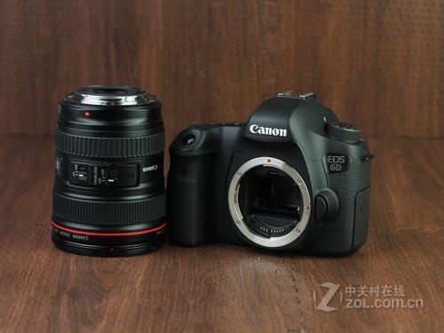 佳能 6D(单机)相机在对焦系统上进行了精简