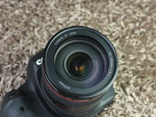 佳能 6D黑色 镜头图