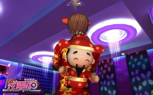 财神到 《炫舞吧》新年红包疯狂派发