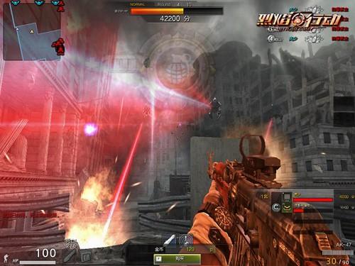 《烈焰行动》开测 异形模式再掀FPS新热潮