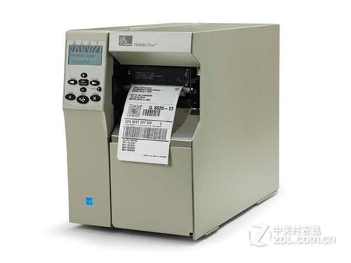 Zebra 105SLPlus(300dpi)条码打印机特价7200