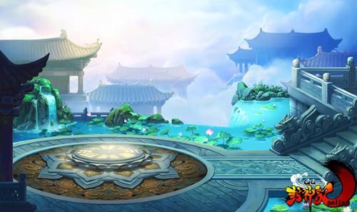 来《QQ封神记》体验最玄幻封神世界