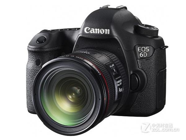 佳能6D套机(24-70mm F4)安徽特价9850元