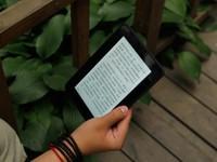 送50元书券 亚马逊Kindle全新入门558元