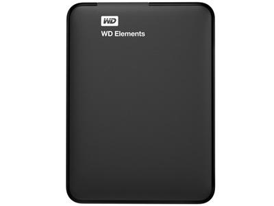 Elements 新元素 1TB(WDBUZG0010BBK)