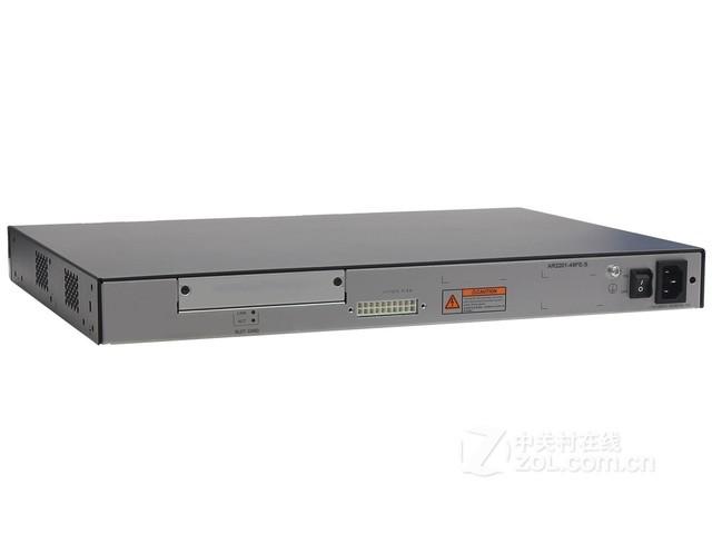华为AR2201-48FE-S路由器特价5988元促