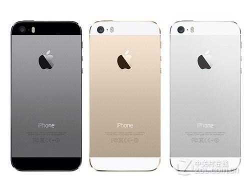 苹果 iPhone 5S(双4G) 安徽售1256元