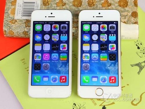 4英寸IPS屏幕 苹果iPhone5s报价740元