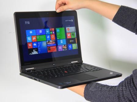 ThinkPad S1 Yoga黑色 外观图