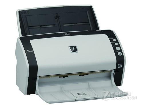 A4彩色商用扫描仪 富士通6130Z报5501元