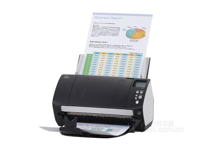 商业应用优选 富士通fi-7160扫描仪安徽热卖