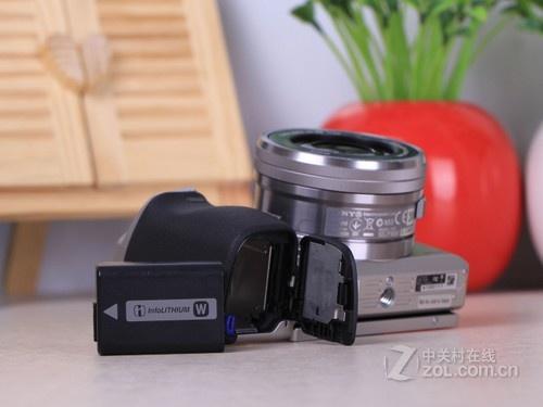 索尼 A6000银色 电池/电池仓
