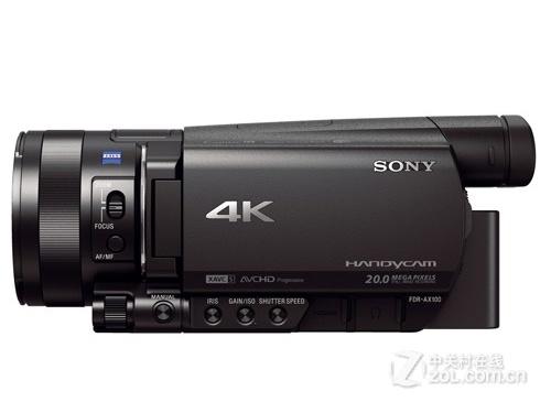 索尼FDR-AX100E 张掖热卖报价12979元