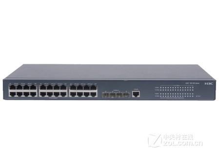 H3C S5120V2-28P-SI智能交换机售2100元