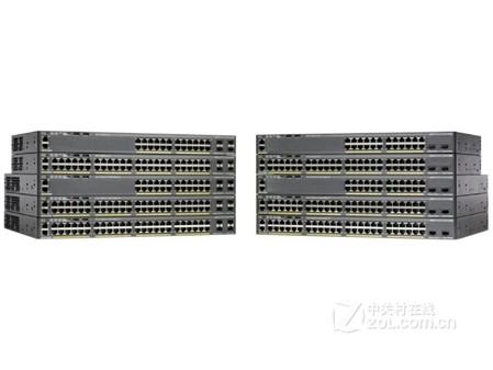 中小企业首选 CISCO WS-C2960X-24TS-L交换机仅4655