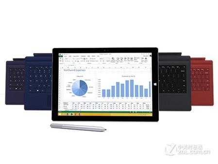 微软 Surface Pro 3(i3/64GB/中国版)