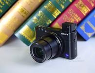 卡片式数码相机 索尼RX100M3江苏3200元