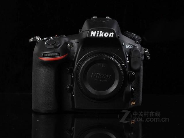 尼康D810机身安徽特价11500元 赠电池和双肩包