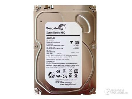 希捷ST4000VX000监控硬盘太原和瑞730元